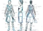 Rey Costume Turnaround by TheLadyNerd