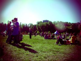 Tbilisi Open Air II by saniday