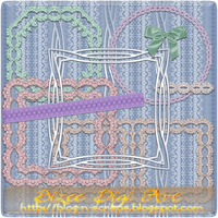 bizee Lace in colors kit by Bizee1