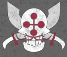 One Piece True Justice Jolly Roger by Greg-M