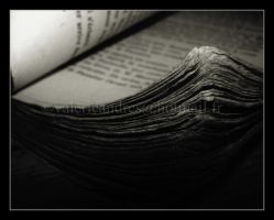 The Old book by Behind-walls