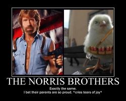 The Norris Brothers by AYF100
