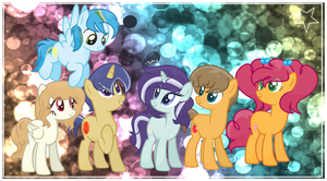 (NG) The Children of the Mane Six! by xXTuff-PegasisterXx