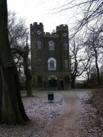 Severndroog Castle by YesOwl