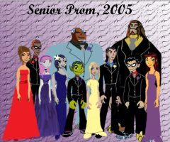Senior Prom, 2005 by unicorn-catcher