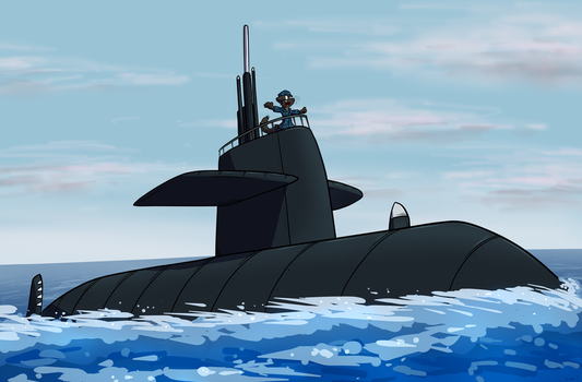 Submariner by Virmir