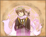 [APH] Russia in the Hogwarts by Margo-sama