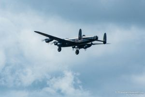 Avro Lancaster by TPJerematic