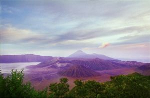 BROMO MOUNTAIN by indonesia