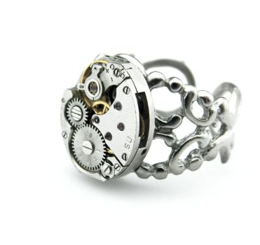 Industrial Ring by IndustrialSwank