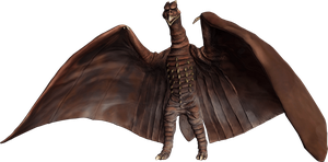 Godzillla The Game: Rodan by sonichedgehog2