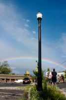 Rainbow after Irene by gbaby0101