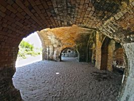 Fort Pickens by Blinxis
