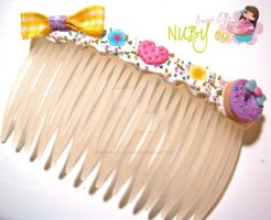 Yummy Kawaii Comb 2 by colourful-blossom
