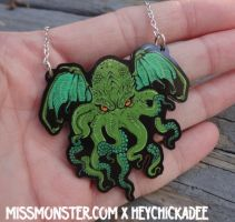 Example Cthulhu by missmonster