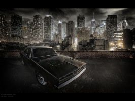 Dodge City by raikane3