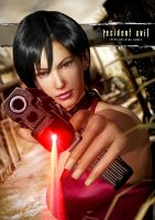Ada Wong's Deadly Aim by HuangZhenyangHZ