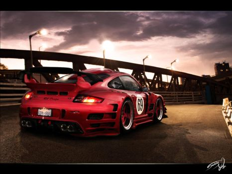 Porsche El Diablo by RS--Design