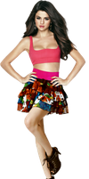 Selena transformated PNG by ChocolateCream-Betty