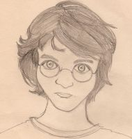 Harry Potter pretty cute image by EllenMarieCurie
