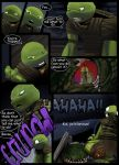 TMNT At Heart- CH3 - PG20 by DogmaticLoki
