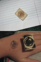 Cursed Mark Stamp by CoFFeH