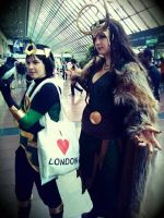 Of Ladies, Lordlings and Magpies by Orochimarisu