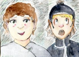 WATERCOLOR PENCILS ARE AWESOME by LittleArtistRen-Ren