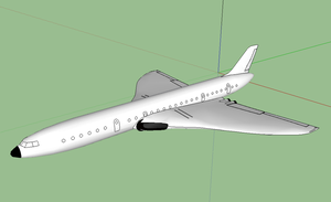 WIP Avro Atlantic by kanyiko