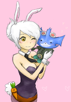 Riven n Rumble by GentleReign