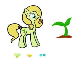 6DoS 2nd Gen: Ginger Gold by Selective-Yellow