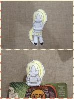 Bookmark Cut-out (APH OC: London) NEW by Aurapunch