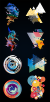 Assorted Algorithmic Abstracts by Aeoll