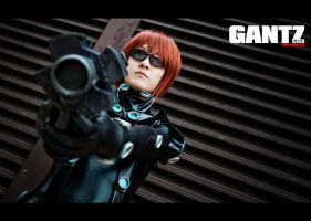 GANTZ: No Fear by sunandpuppet
