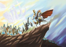 Beboctoers army by 8lackhand