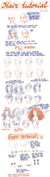 hair-eyes tutorial by viria13