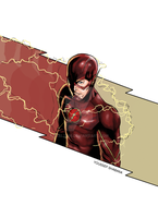 The Flash by Axel2396