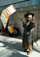 NYCC'14 Scarecrow by zer0guard