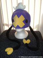 Drifloon Hat by Allyson-x
