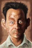 Ben Linus by Parpa