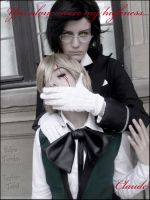 Alois x Claude - bloody by Padfoot180991