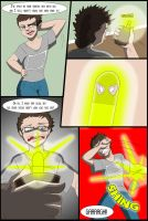 The Purfect Transformation_Cat Girl TG Page 2 by TFSubmissions