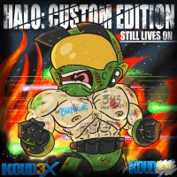 Halo: Custom Edition Still Lives! by koude123