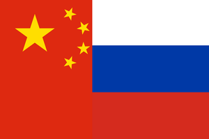 China - Russia by ShitAllOverHumanity
