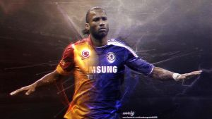 DIDIER DROGBA! by BOArtt