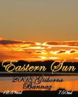 Eastern Sun-Wine Lable by Golly-Gosh