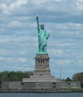 Statue of Liberty by Lily-Gangsta