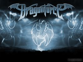 Dragonforce Wallpaper by liquid-venom