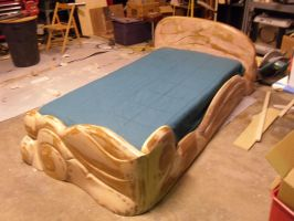 RD Bed Part VIII Fiberglass by ColdCalzone