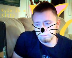 Kyle is a Kitty by Rini2012